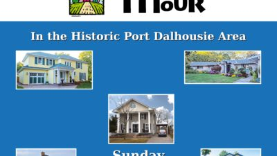May 6 House Tour in Port Dalhousie supports student scholarships