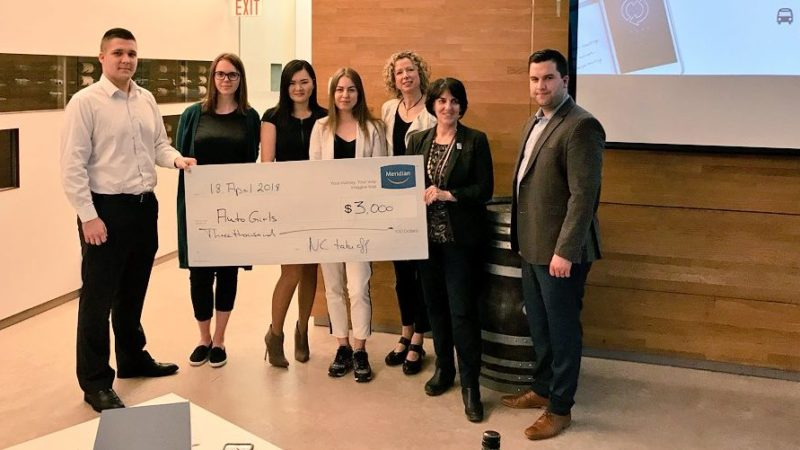 Student entrepreneurs strike a chord at Pitch Perfect competition